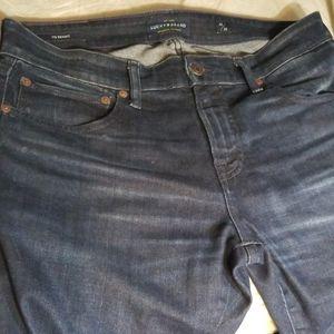 NWOT Lucky Brand 110 Skinny Italian Denim Jeans